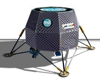 Moon Express CSB lander