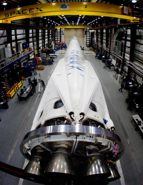 Falcon 9 for CRS-3