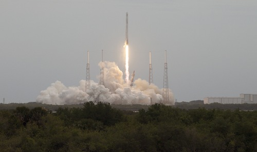 CRS-3 launch