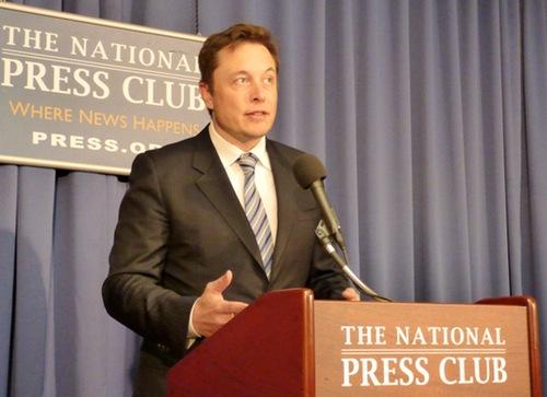 Musk at NPC