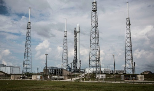 Falcon 9 ORBCOMM OG2 Mission 1