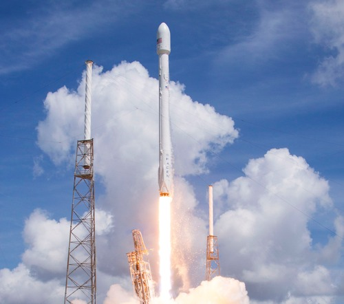 Falcon 9 ORBCOMM launch