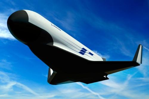 Boeing XS-1 design