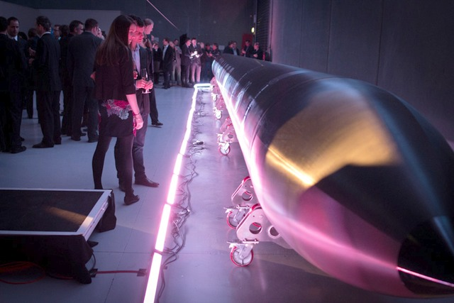 Electron rocket event